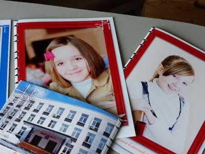 Выпускные фотокниги для Школы