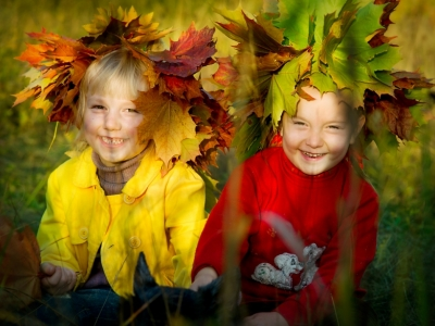 Осень,Битца